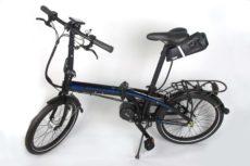 TERN 20″ taittopyörä, E-SPIN Bafang 250W
