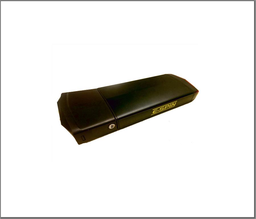 48V/12Ah Panasonic, LiMnCo 18650 tehokennot! Tavaratilaan