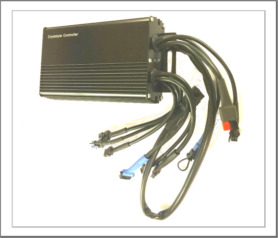 Digitaalinen ohjelmoitava 25A controlleri