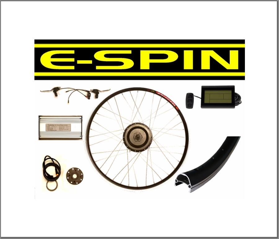 E-SPIN City 250W muunnossarja