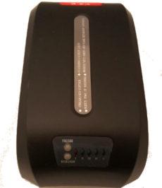 Akku 36V/12Ah Panasonic, satulaputkeen