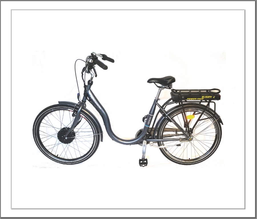 Matalarunkopyörä Madison 250W