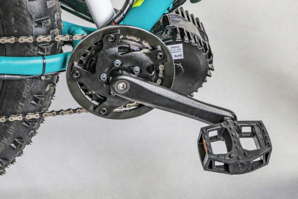 Nishiki Durango 1000W Fatbike,  2020 malli!